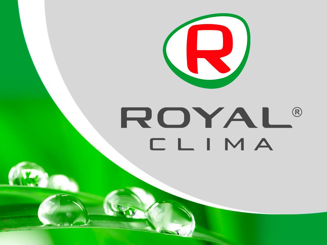Ребрендинг ROYAL Clima