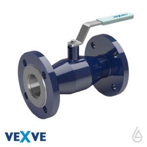 Кран шаровый VEXVE фланцевый DN 150 PN 16 (103150)