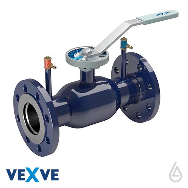 Кран балансировочный Vexve фланец/фланец DN100 PN16 (143100)