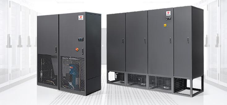 Кондиционирование серверных с применением прецизионных кондиционеров