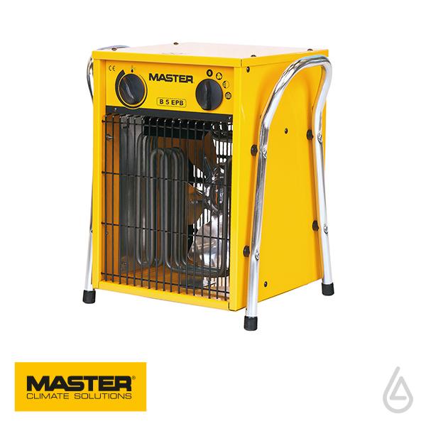 Электрический нагреватель воздуха MASTER B 5 EPB (400V)