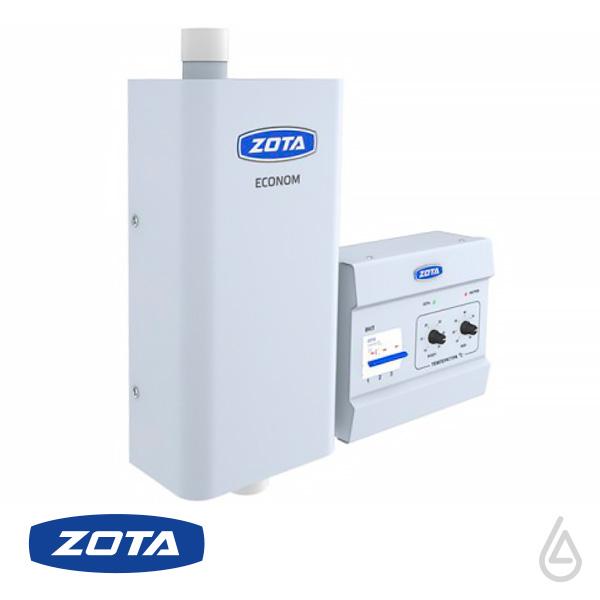 Котел электрический ZOTA «Econom» 15 кВт (пульт в комплекте)