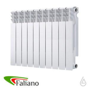 Радиатор биметаллический FALIANO  500*80 A5 10  секций