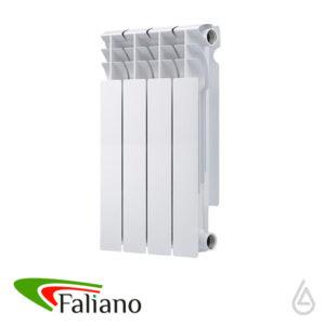 Радиатор биметаллический FALIANO  500*80 A5 4  секций