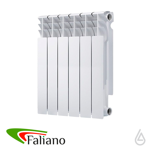 Радиатор биметаллический FALIANO  500*80 A5 6  секций