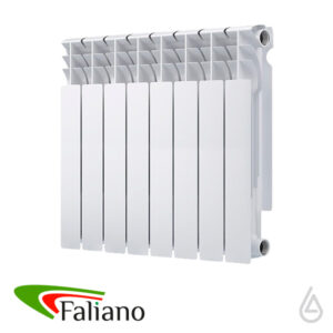 Радиатор биметаллический FALIANO  500*80 A5 8 секций