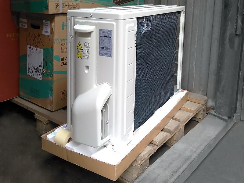 Внешний блок сплит-системы ROYAL ClimaSPARTA FULL DC EU Inverter