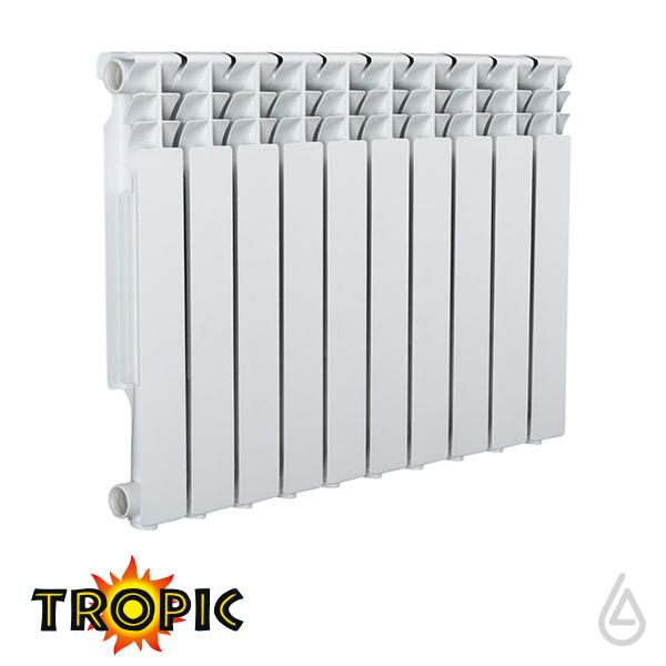 Радиатор биметаллический Tropic 500/80 10 секций