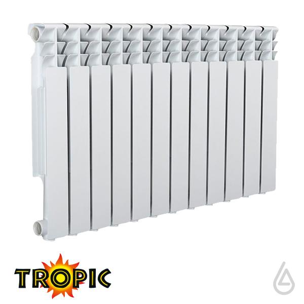 Радиатор биметаллический Tropic 500/80 12 секций