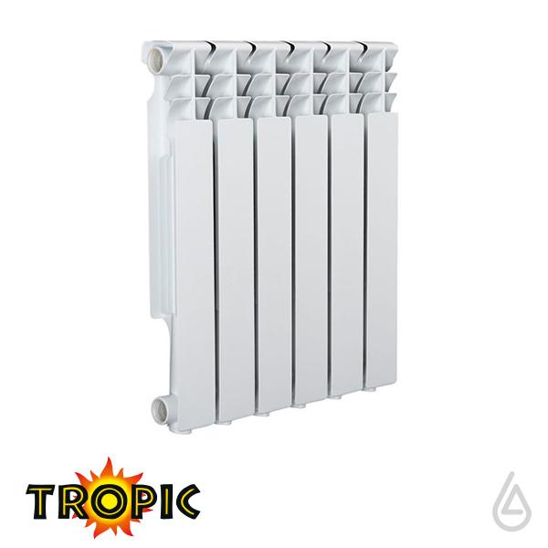 Радиатор биметаллический Tropic 500/80 6 секций
