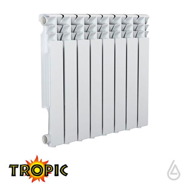 Радиатор биметаллический Tropic 500/80 8 секций