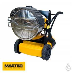 Жидкотопливный инфракрасный нагреватель воздуха MASTER XL 9 SR