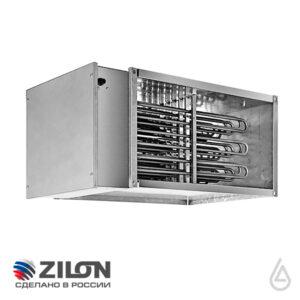Вентиляция>Оборудование для прямоугольных каналов> Электрические нагреватели для прямоугольных каналов