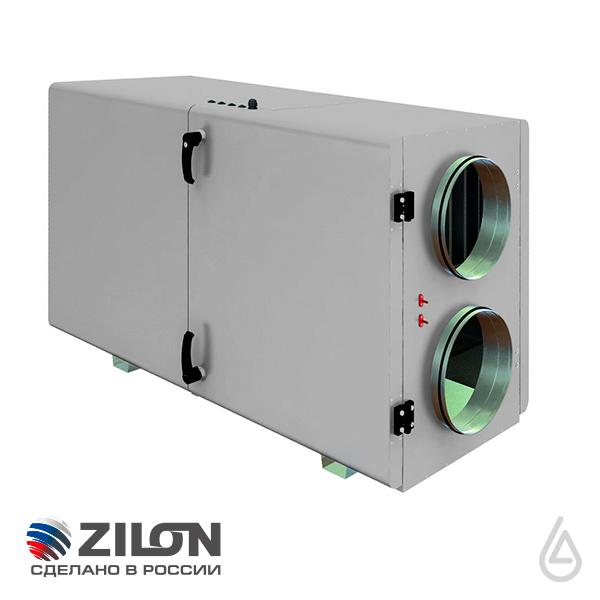 ZPVP 2000 HW Приточно-вытяжная установка горизонтального исполнения