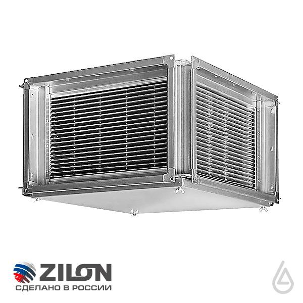 Вентиляция>Оборудование для прямоугольных каналов>Пластинчатые рекуператоры