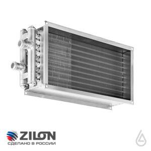 Вентиляция>Оборудование для прямоугольных каналов> Водяные нагреватели для прямоугольных каналов