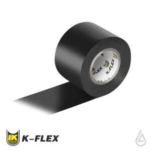 Скотч K-Flex ПВХ черный (50мм*25м)