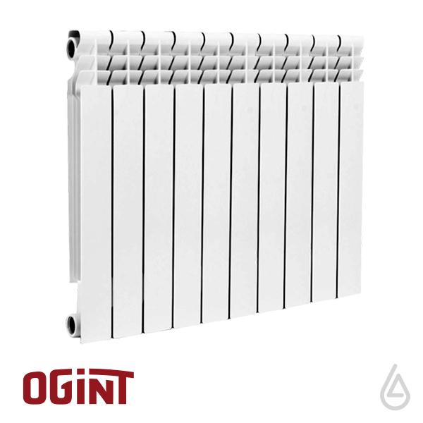 Радиатор алюминиевый OGINT Alpha 500 10 секций