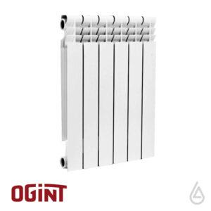 Радиатор алюминиевый OGINT Alpha 500 6 секций