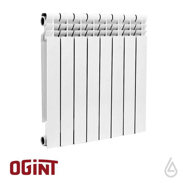 Радиатор алюминиевый OGINT Alpha 500 8 секций