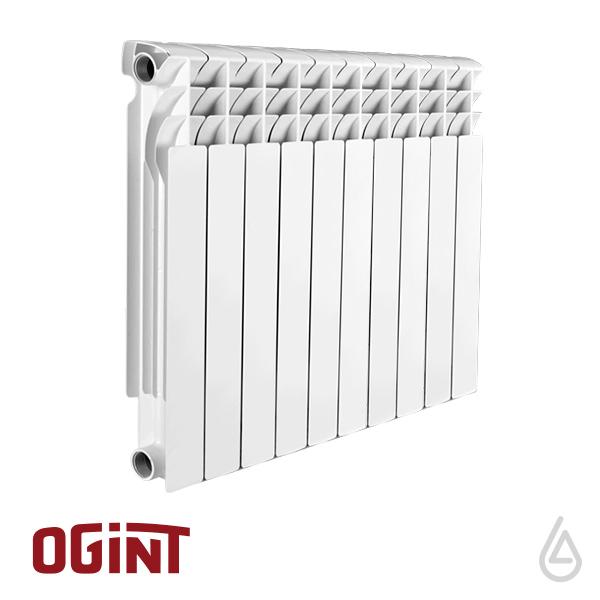 Радиатор биметаллический OGINT Ultra Plus 500/80 10  секций