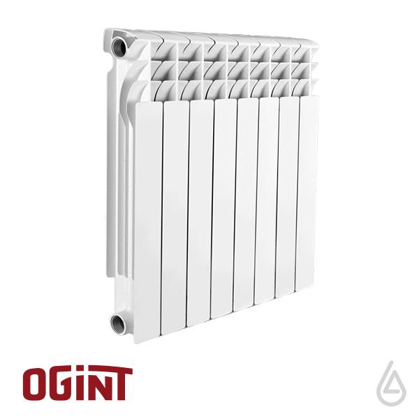 Радиатор биметаллический OGINT Ultra Plus 500/80 8  секций