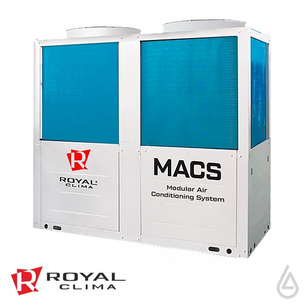 Модульные чиллеры Royal Clima MACS-O