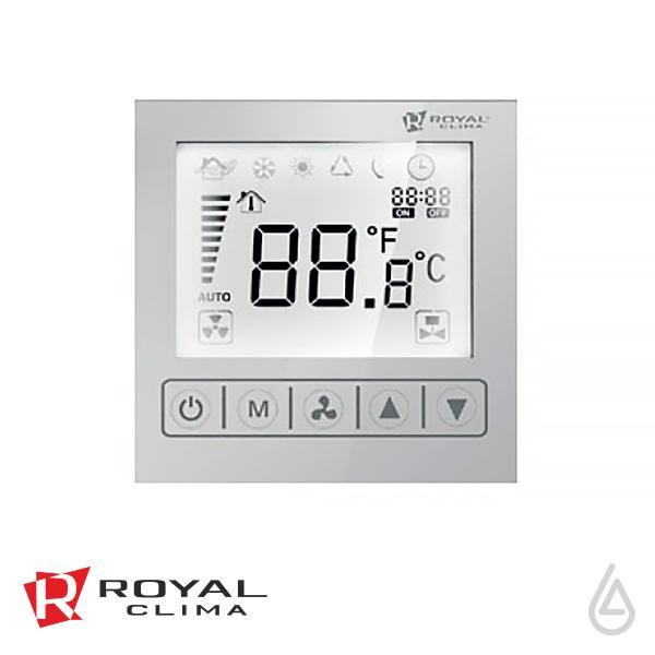 Индивидуальный/групповой пульт управления Royal Clima MACS-RC-210