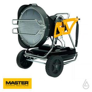 Жидкотопливный инфракрасный нагреватель воздуха MASTER XL 91